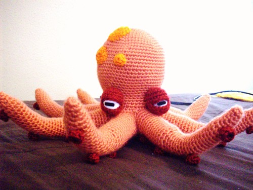 Sea Creatures to Crochet free patterns Grandmothers ...