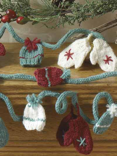 Knit Garlands And Banners For All Occasions Free Patterns