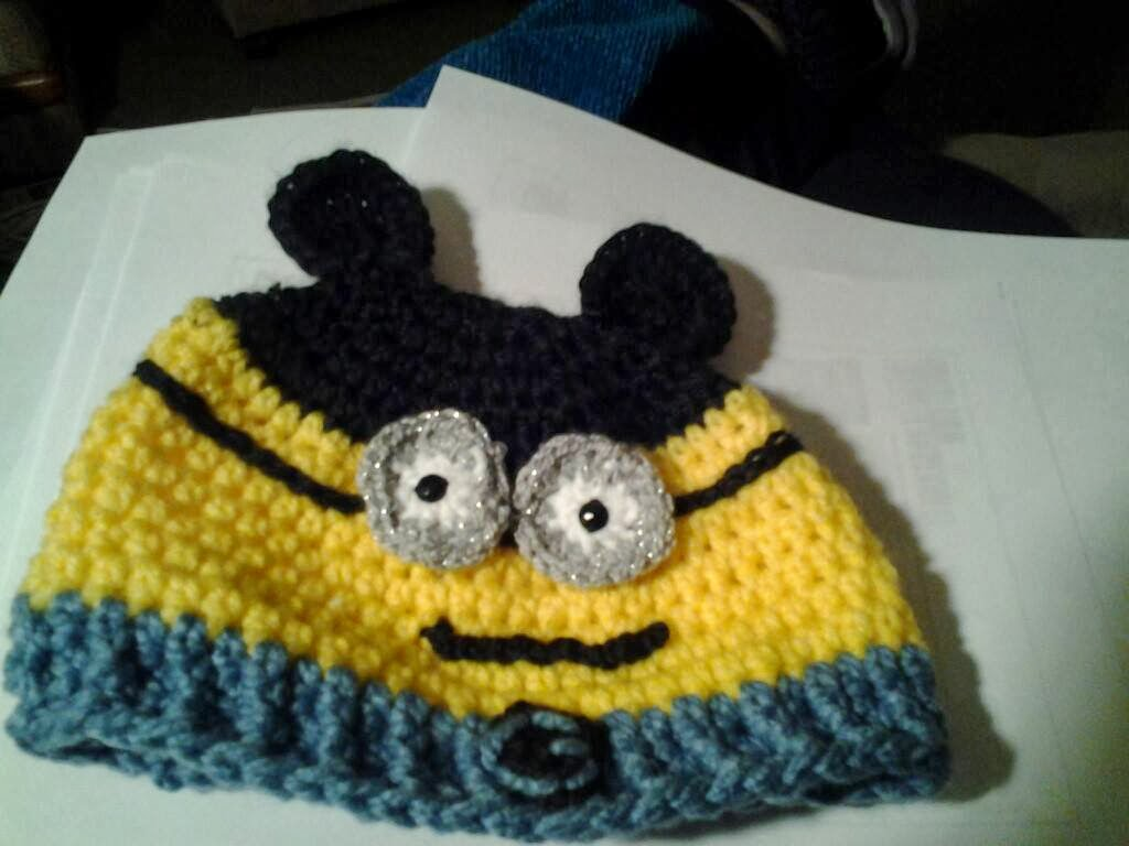 Minions! Free Patterns to Crochet – Grandmother\'s Pattern Book ...