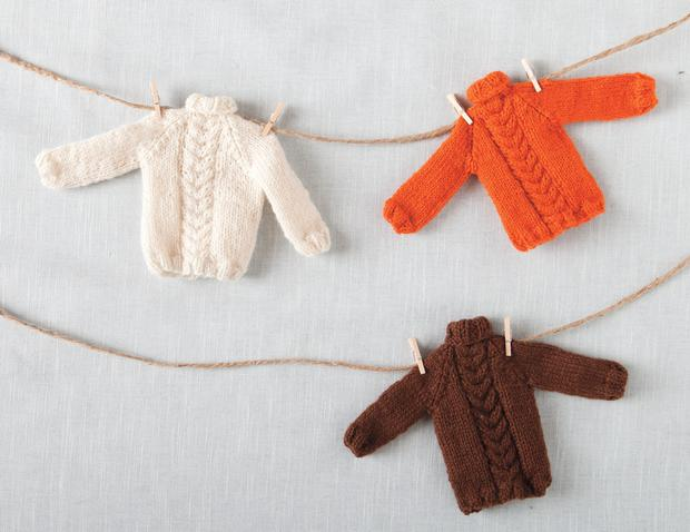 More Free Knitting Patterns for Your Woodland Theme Christmas   Grandmother