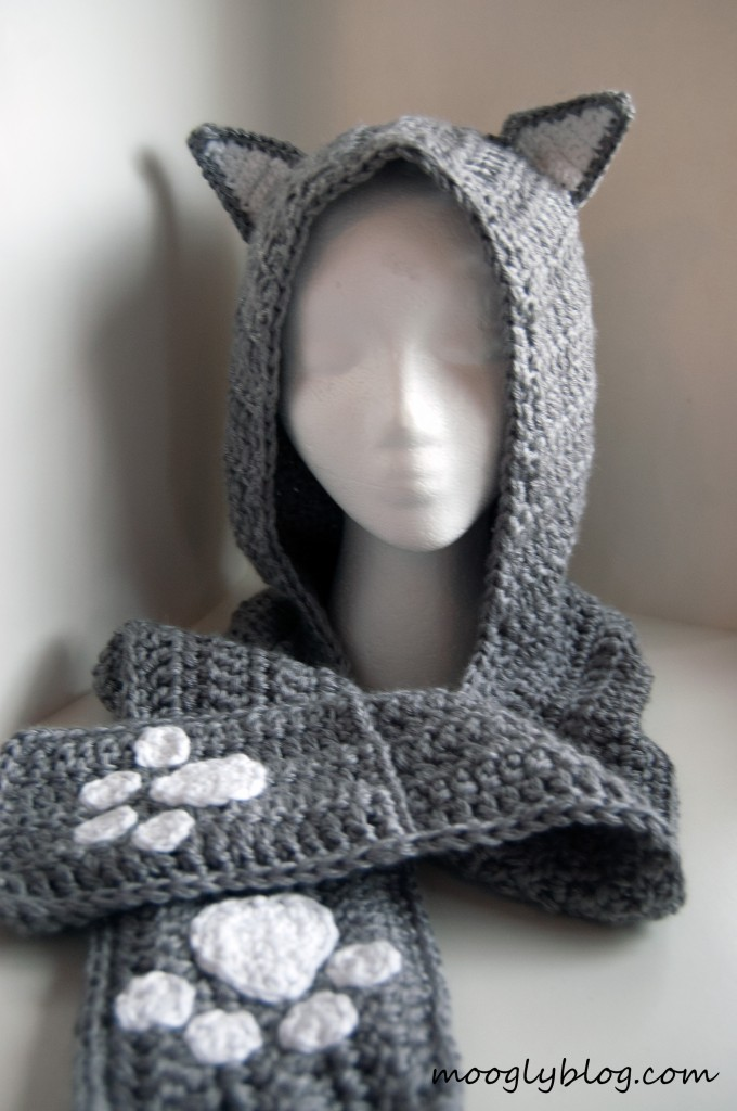 Cat Hats For People Free Patterns To Crochet Grandmothers