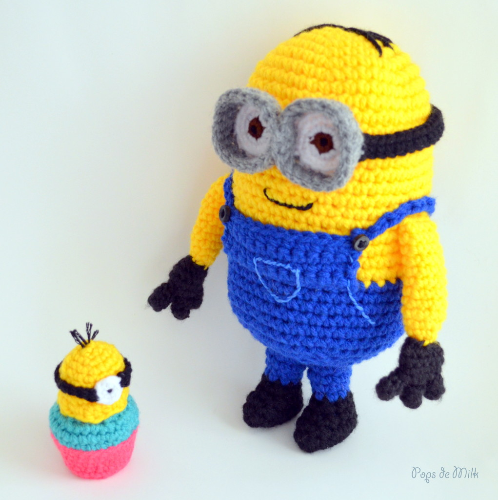 Free Crochet Pattern For Bob The Minion : A Few More Minions to Crochet ? free patterns ...