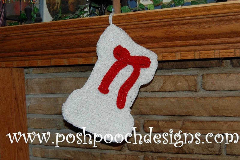 Custom Dog Christmas Stockings