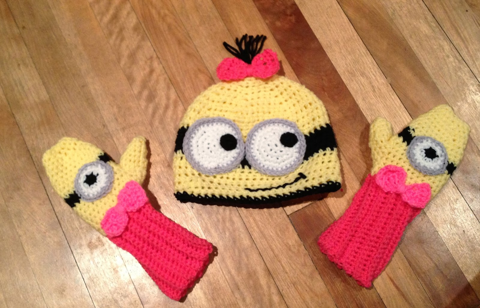 Free Crochet Pattern For Minion Eyes : A Few More Minions to Crochet ? free patterns ...