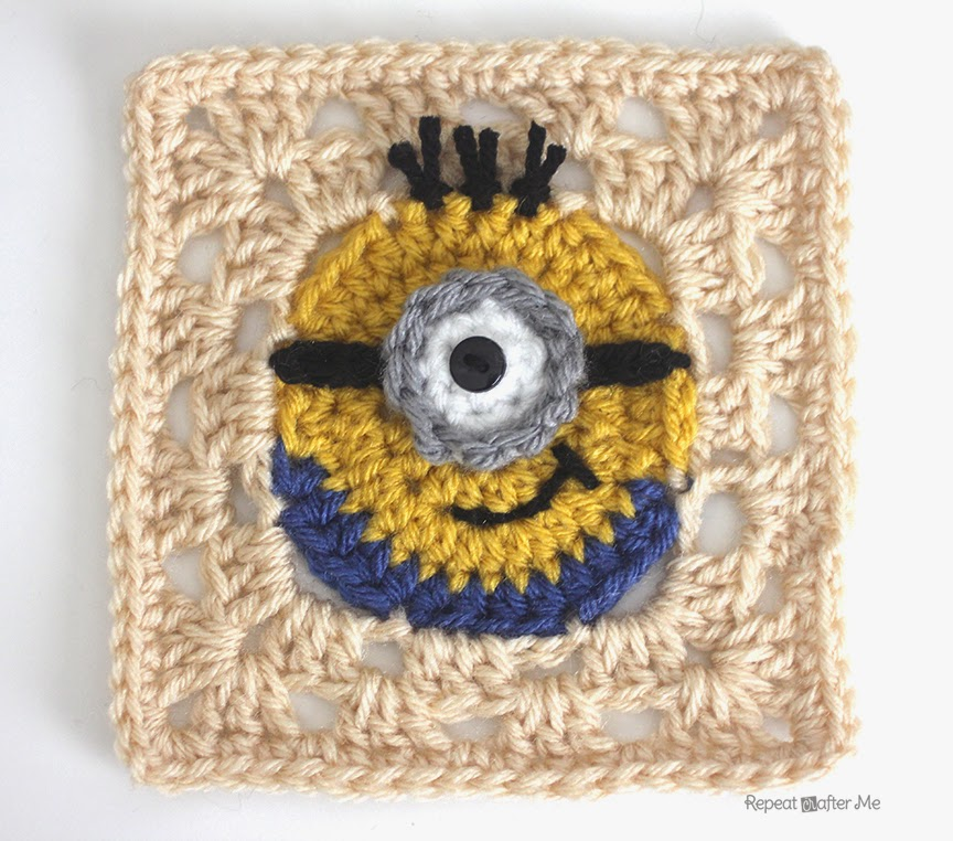 Minions! Free Patterns to Crochet – Grandmother\'s Pattern Book