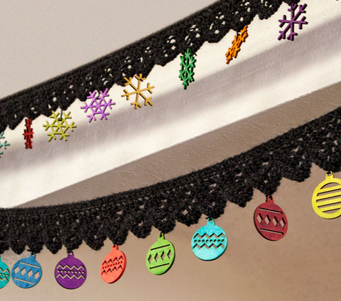 Knit Garlands And Banners For All Occasions Free
