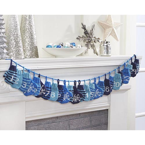 More Garlands and Banners to Knit   free patterns   Grandmothers Pattern...