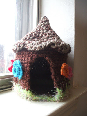 A Few More Crochet Patterns For Your Woodland Christmas