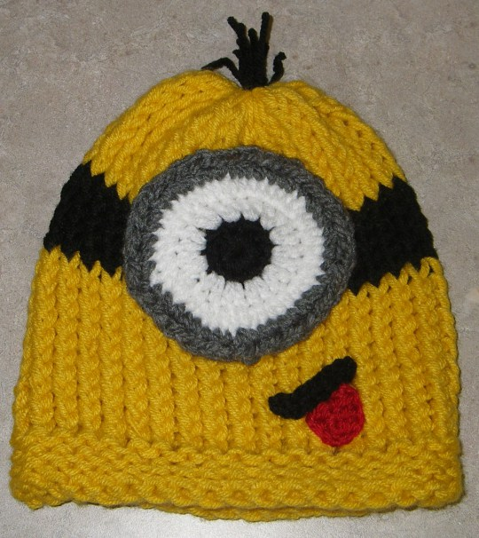 Oh Those Minions Free Patterns To Knit Grandmothers Pattern Book