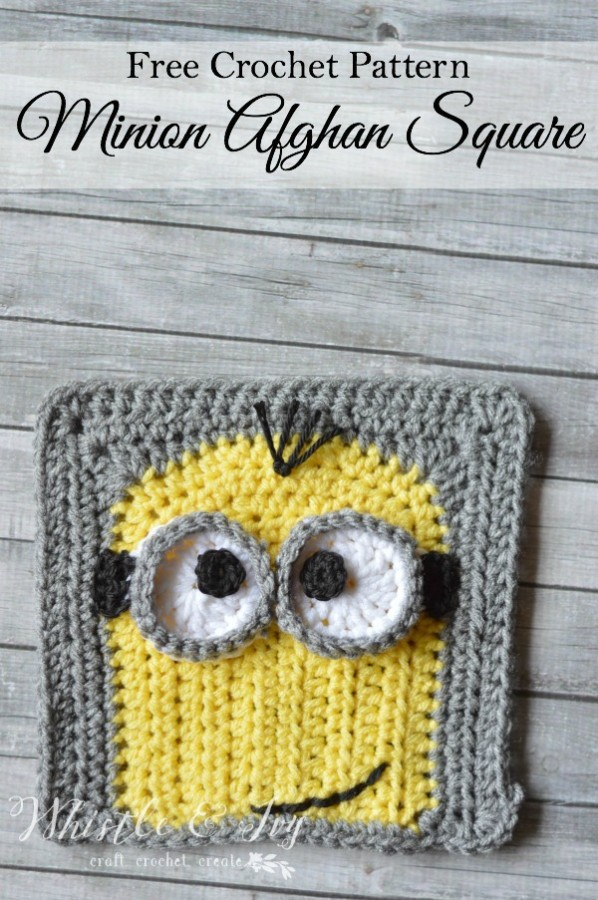 Minions! Free Patterns to Crochet ? Grandmothers Pattern Book