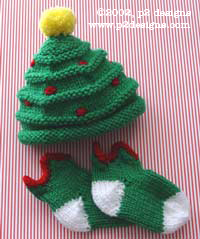 Christmas in July 2015 – Christmas Tree   Pine Tree Knitting ... 6cb0fda000b