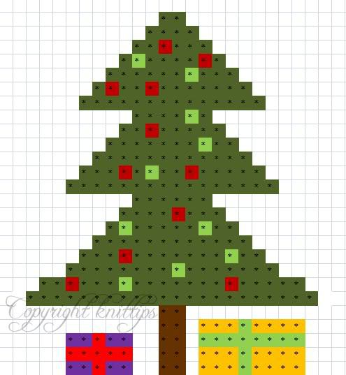 Knitting Pattern Christmas Tree: More Christmas Trees / Pine Trees To Knit