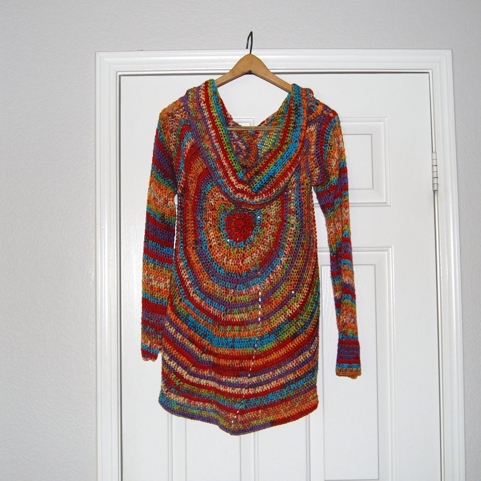 More Cardigans And Jacket To Crochet For Fall Free