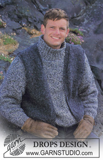 More Fall Cardigans and Vests to Knit for Men – 31 free patterns
