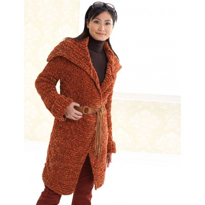 Free Crochet Patterns For Long Jackets : More Cardigans and Jackets to Knit for Fall ? free ...