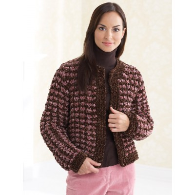 Free Knitting Pattern Short Jacket : More Cardigans and Jackets to Knit for Fall   free patterns from Yarnspiratio...