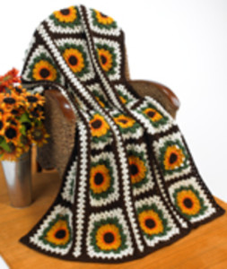 Everything Sunflowers To Crochet For Fall 18 Free
