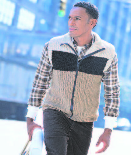 Crochet Mens Cardigans Pullovers And Vests Perfect For Fall 24