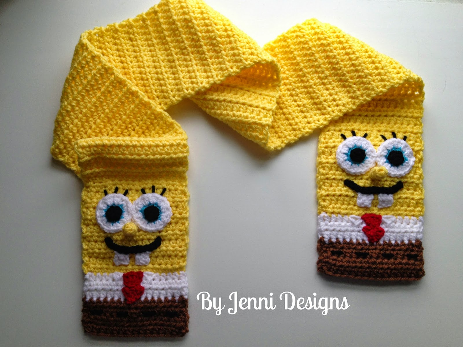 Reader Request The Sponge Named Bob Free Patterns To