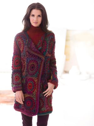 Cardigans, Jackets and Coats to Crochet for Fall – free patterns