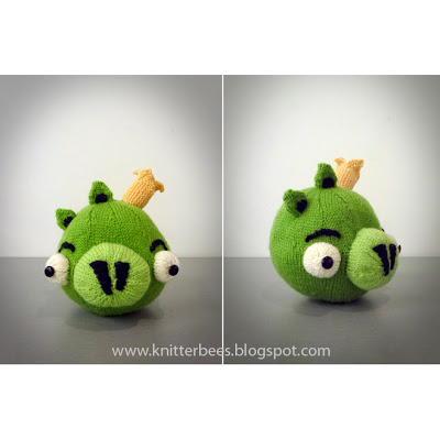 Angry Birds   14 free patterns to knit   Grandmothers Pattern Book