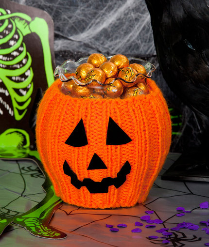 Zombie Knitting Bowl : New halloween patterns to knit free