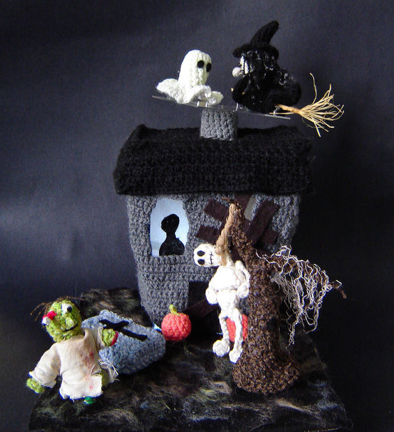 Even More! Crochet for Halloween – free patterns