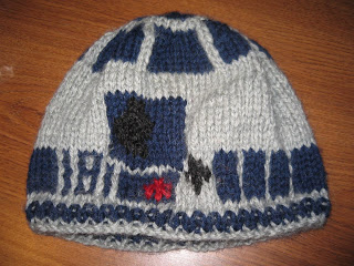 Star Wars Knitting Pattern : Star Wars! 21 free patterns to knit   Grandmothers Pattern Book