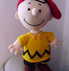 knit charlie brown type patterns free – Grandmother's ...