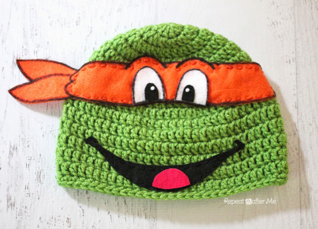 Halloween Hats (great for costumes!)- 52 free patterns to Crochet