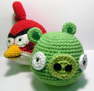 Angry Birds 21 Free Patterns To Crochet Grandmother S