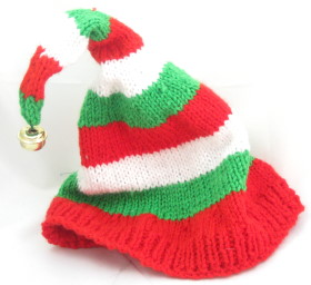 knitted-elf-hat