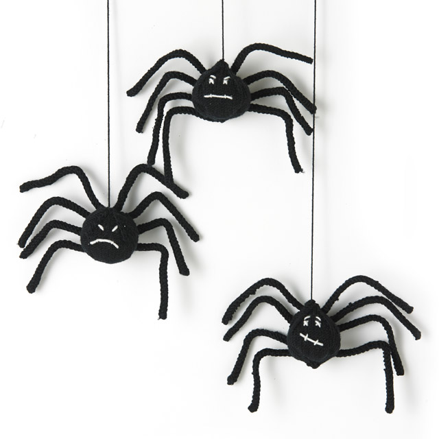 spider_toy - Free Halloween Knitting Patterns