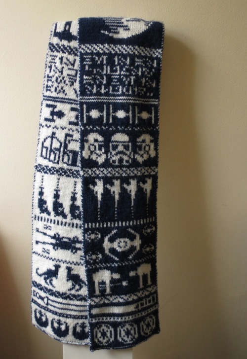 Star Wars! 21 free patterns to knit   Grandmothers Pattern Book