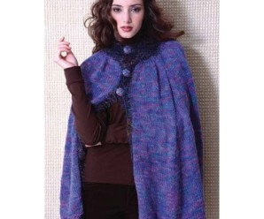 Lovely Capes to Knit – 21 free patterns