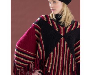 The Best Ponchos to Knit for Fall – 29 free patterns