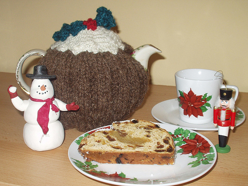 Christmas In Your Kitchen Tea Cozies Cup Cozies To Knit 21