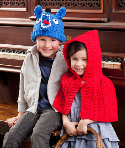 Free Crochet Patterns Red Riding Hood : Capes to Crochet ? 19 free patterns ? Grandmothers ...