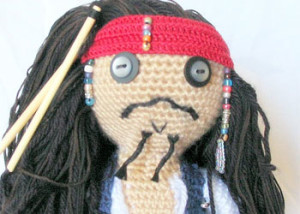 amigurumi-crochet-pirate