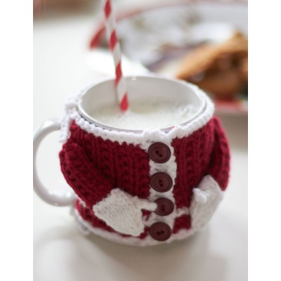 Christmas In Your Kitchen Tea Cozies Cup Cozies To Knit 19