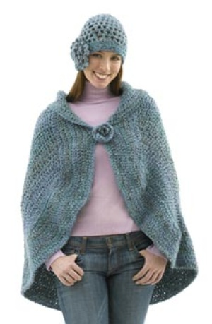 Capes To Crochet 19 Free Patterns Grandmothers Pattern Book