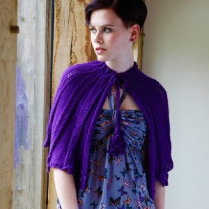evelyn - free knitting pattern