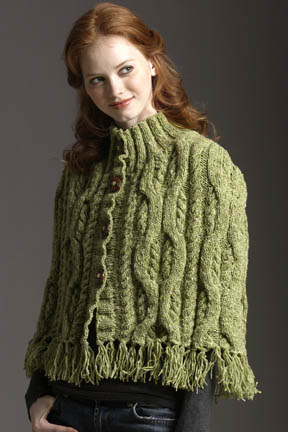 Lovely Capes to Knit   21 free patterns   Grandmothers Pattern Book