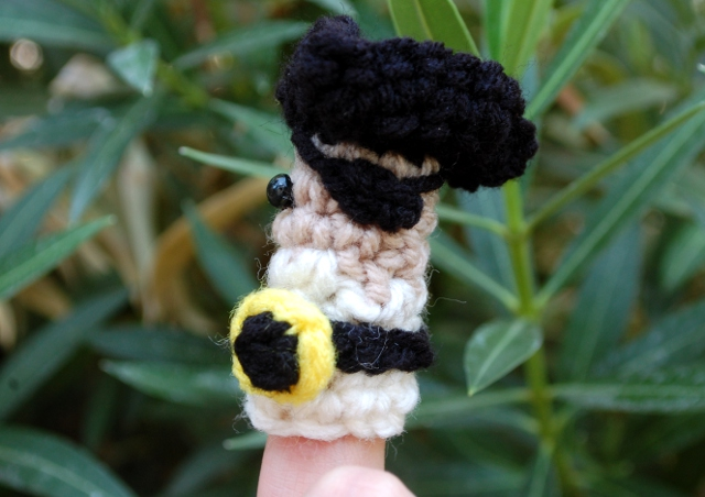 Crochet Finger Puppets Free Pattern Images Knitting Patterns Free