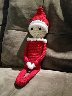 Crochet an Elf   23 free patterns   Grandmothers Pattern Book