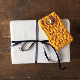 More Knit or Crochet Gift Card Holders   free patterns ...