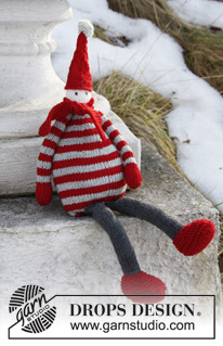Knit An Elf 10 Free Patterns Grandmother S Pattern Book