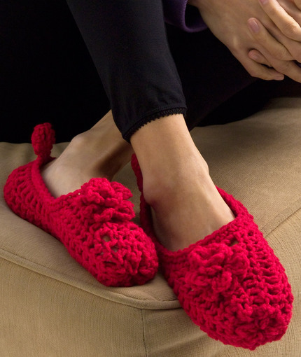 Christmas Slippers To Crochet For Children And Adults 10 Free