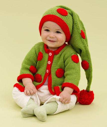 Free Knitting Pattern For Elves : Knit an Elf   10 free patterns   Grandmothers Pattern Book