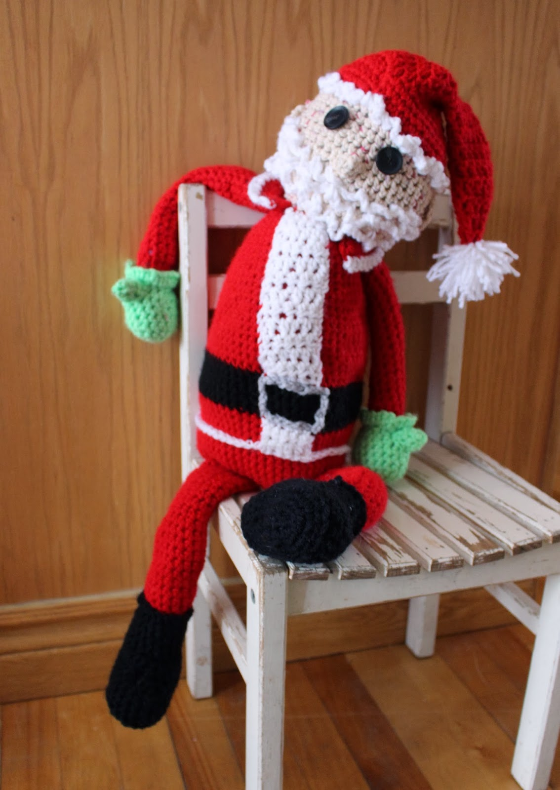 More Of Everything Santa To Crochet 24 Free Patterns